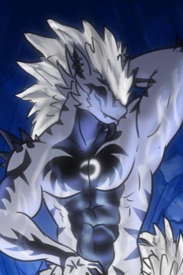 BlackIMoon's Fursona Avatar