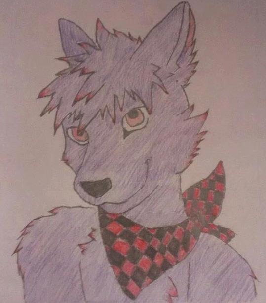 Aiden Bishop's Fursona Avatar