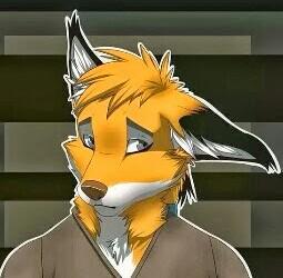 TheLoneFox's Fursona Avatar