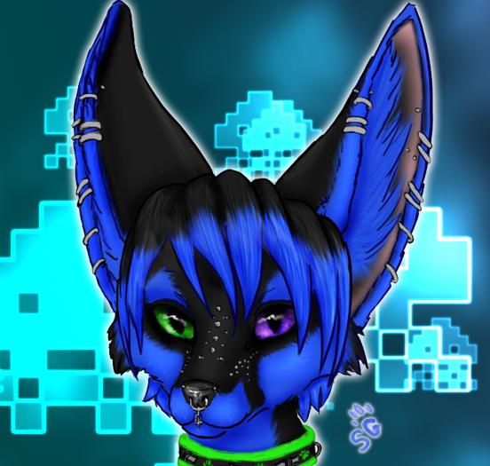 Linx's Fursona Avatar