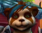Ping Redpaw's Fursona Avatar