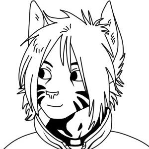 CatWater 's Fursona Avatar