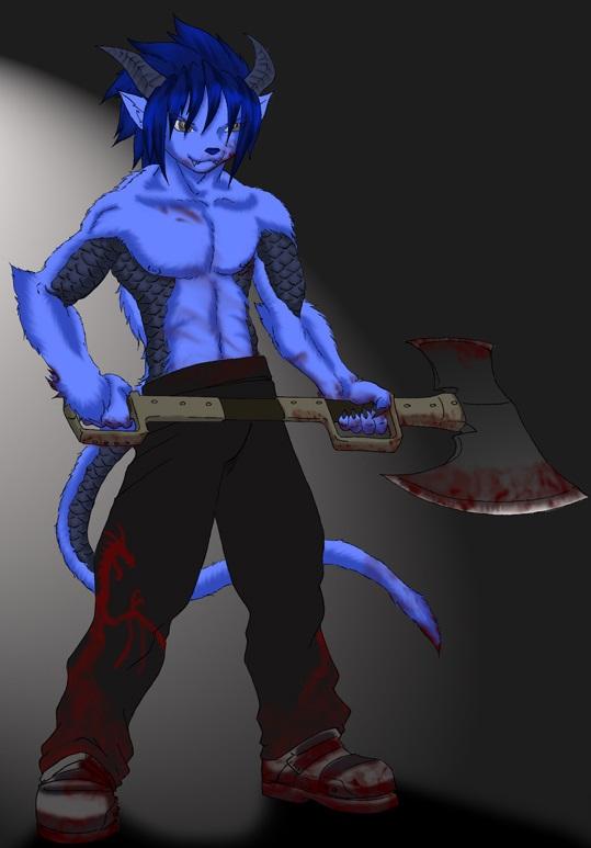 Uks Silvercast's Fursona Avatar