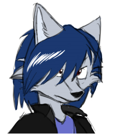 Theiron's Fursona Avatar