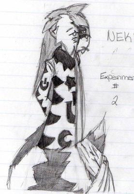 Nekoon's Fursona Avatar