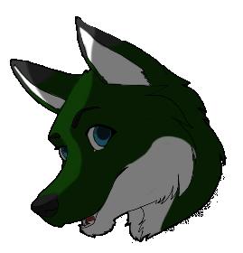 Sparky's Fursona Avatar