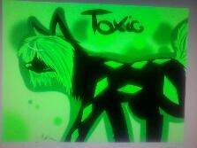 toxic's Fursona Avatar
