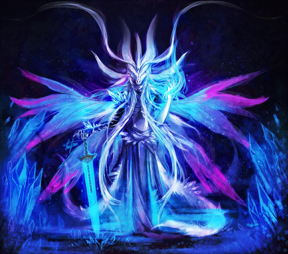 RazeBluemoon's Fursona Avatar