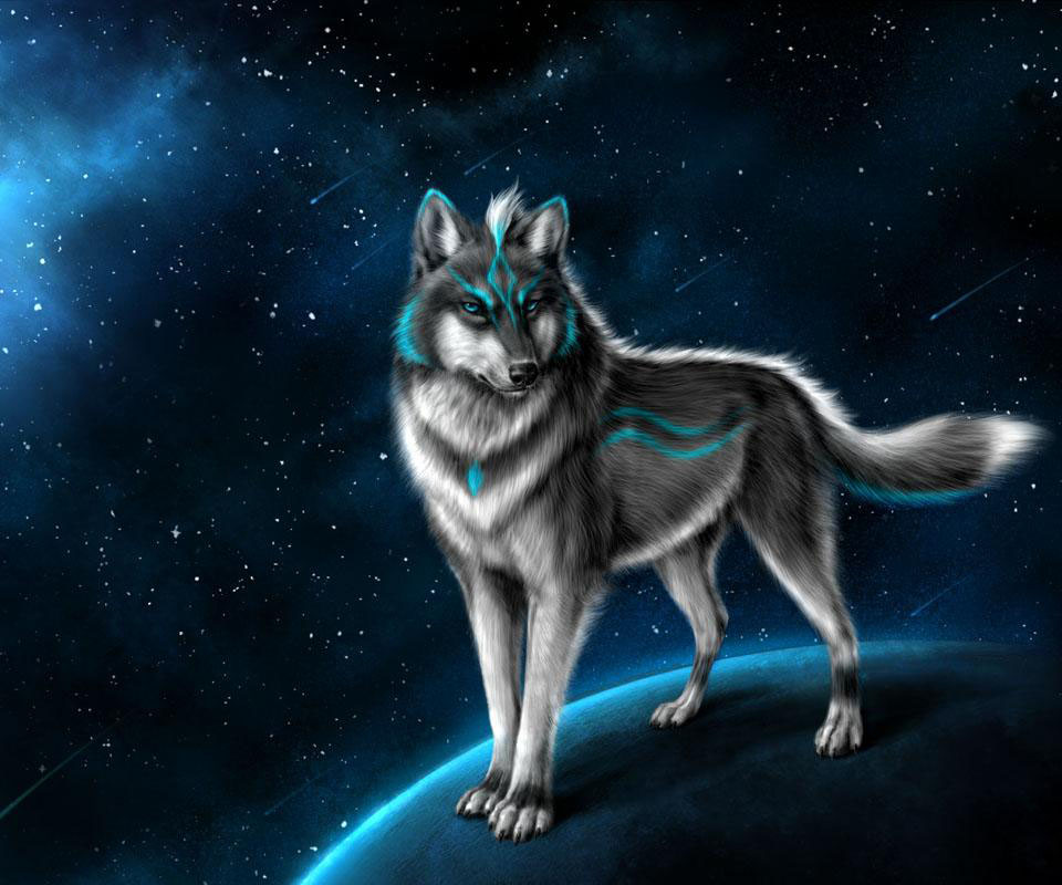 RaisorTheWolf's Fursona Avatar