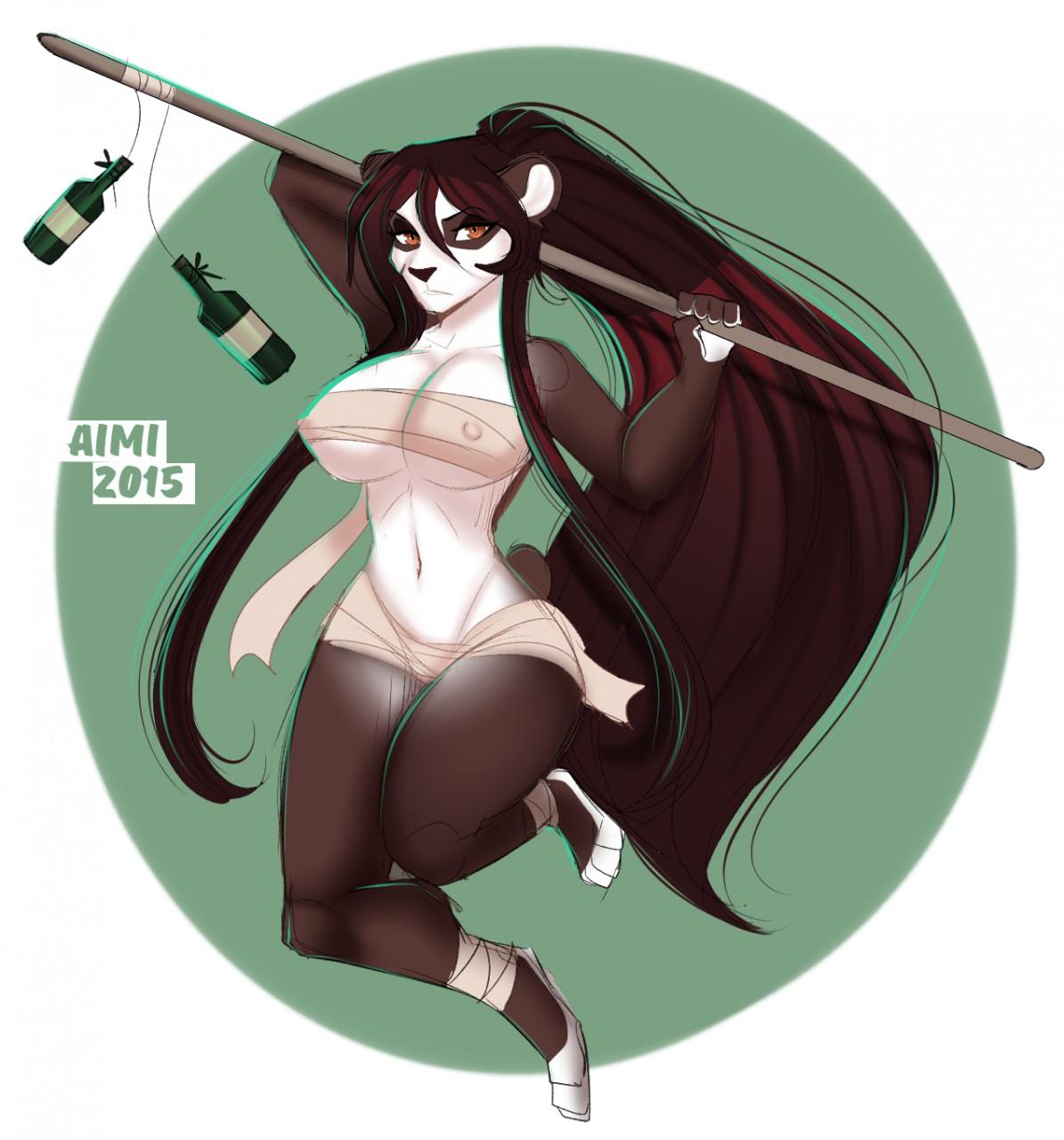 Akiko Harumi's Fursona Avatar