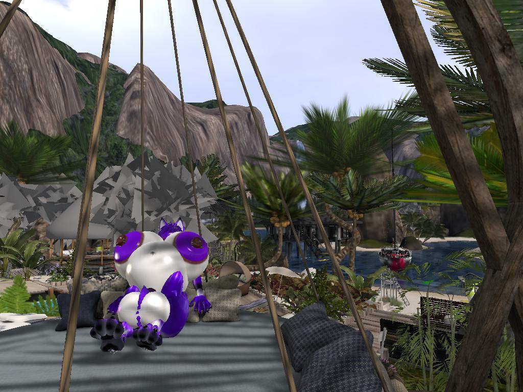 Steamyfox's Fursona Avatar