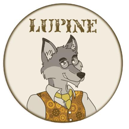 Lupine Furmen's Fursona Avatar