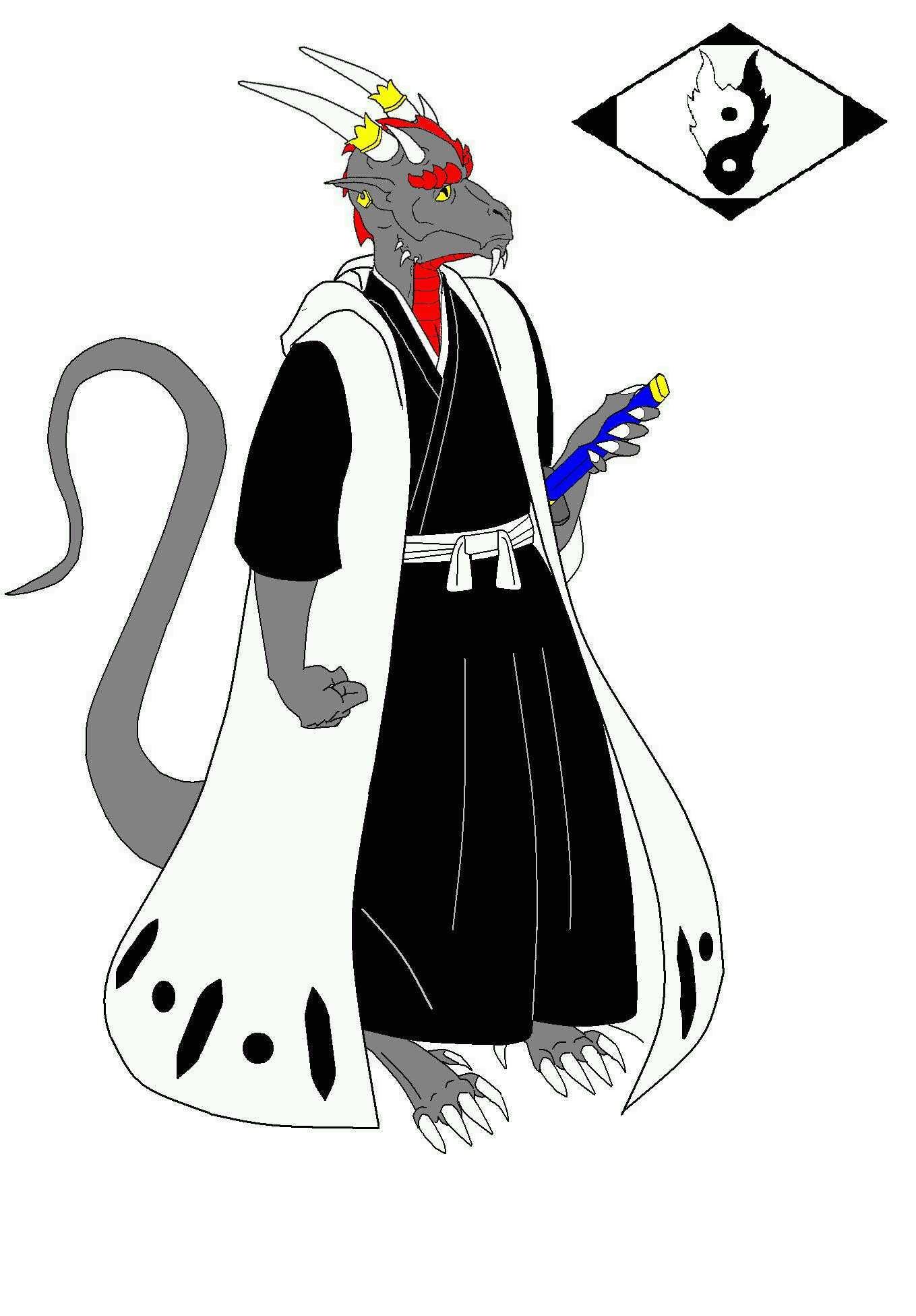 Kumo Kakera's Fursona Avatar