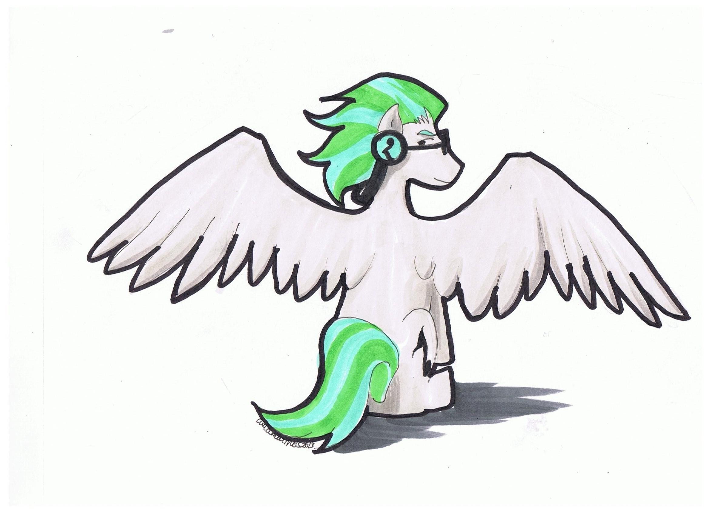 RavenShadowDash's Fursona Avatar