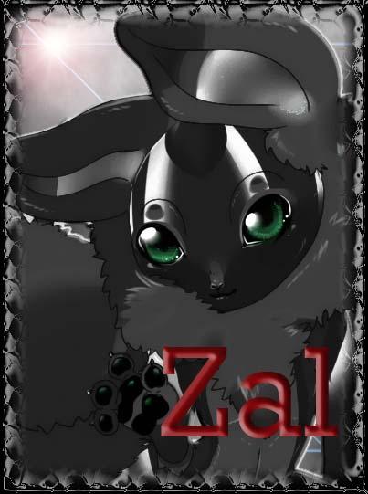 Zalemel's Fursona Avatar