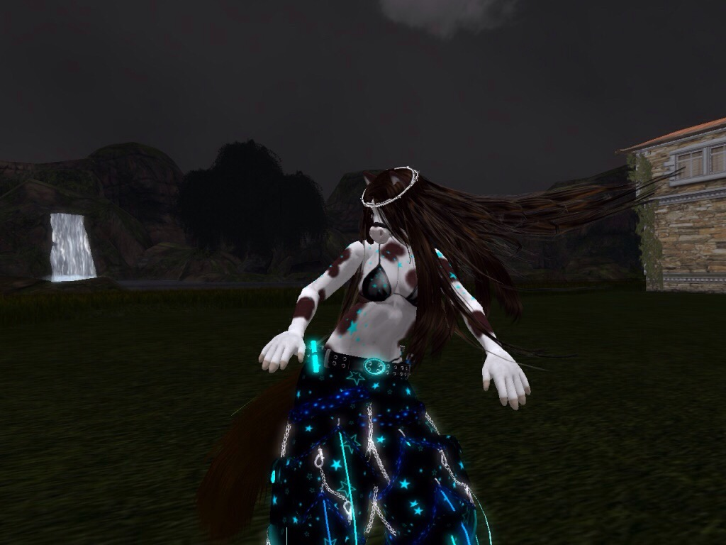 Coda Maray's Fursona Avatar