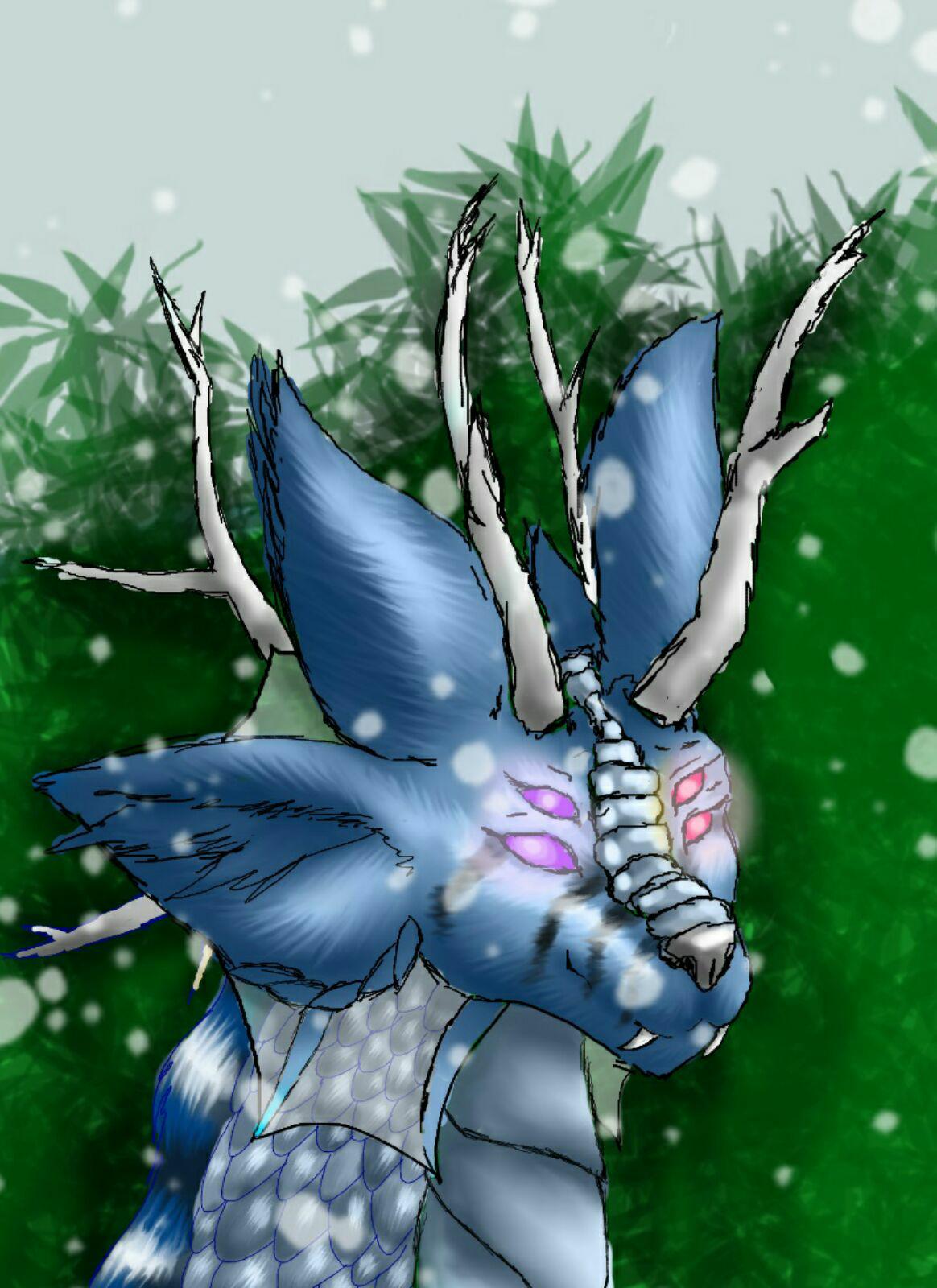 Zherathul the Voidscale's Fursona Avatar