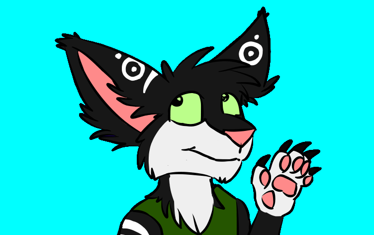 🐾 Yoah-cat 🐾's Fursona Avatar