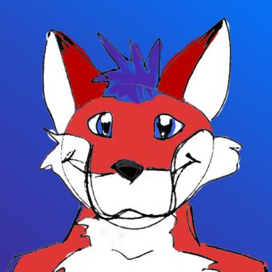 foxykid's Fursona Avatar