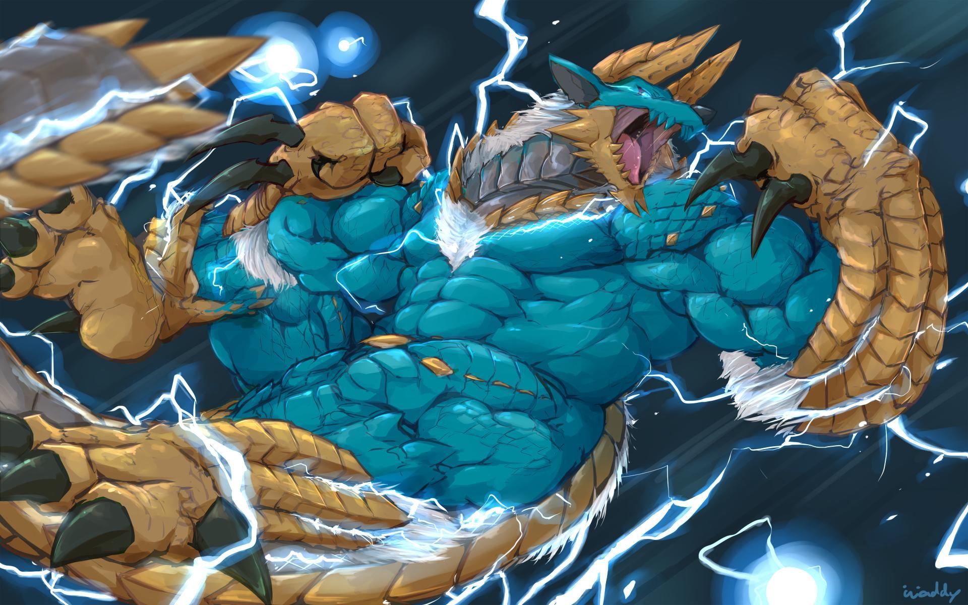 Saber's Fursona Avatar