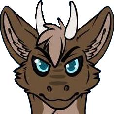 Remus Dragon's Fursona Avatar
