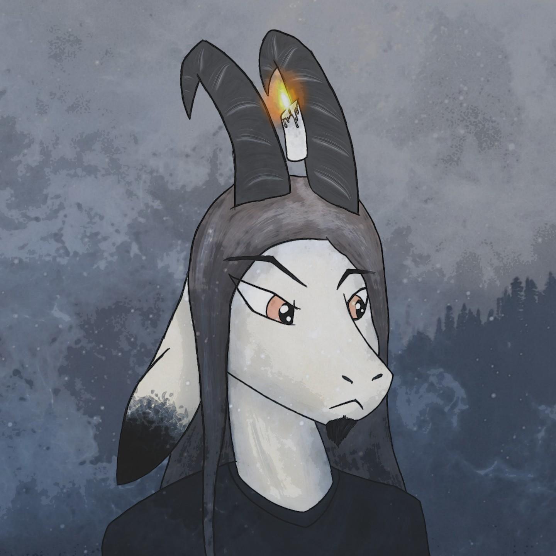 Kandel's Fursona Avatar