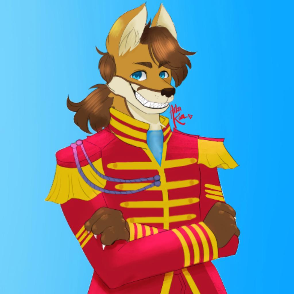 Jason The Red Fox's Fursona Avatar