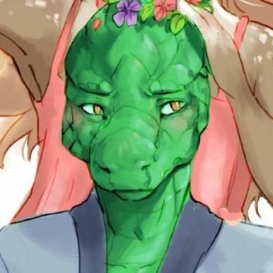 Gurren Kurota's Fursona Avatar