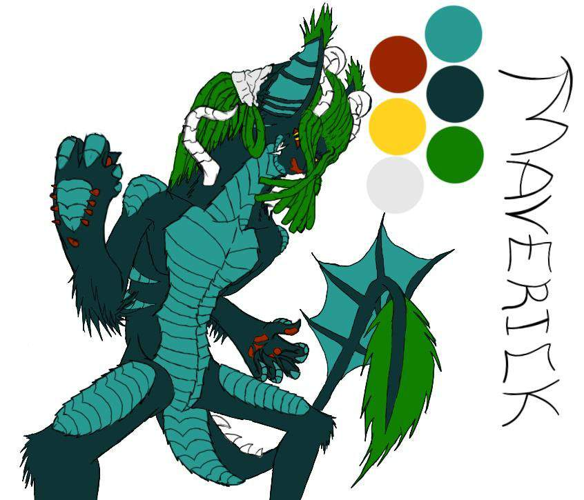 Strange_Anarchy's Fursona Avatar