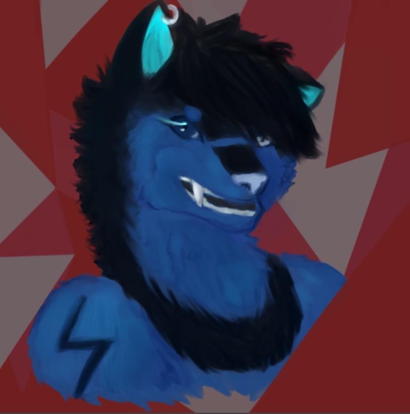Stomious Thunderscruff's Fursona Avatar