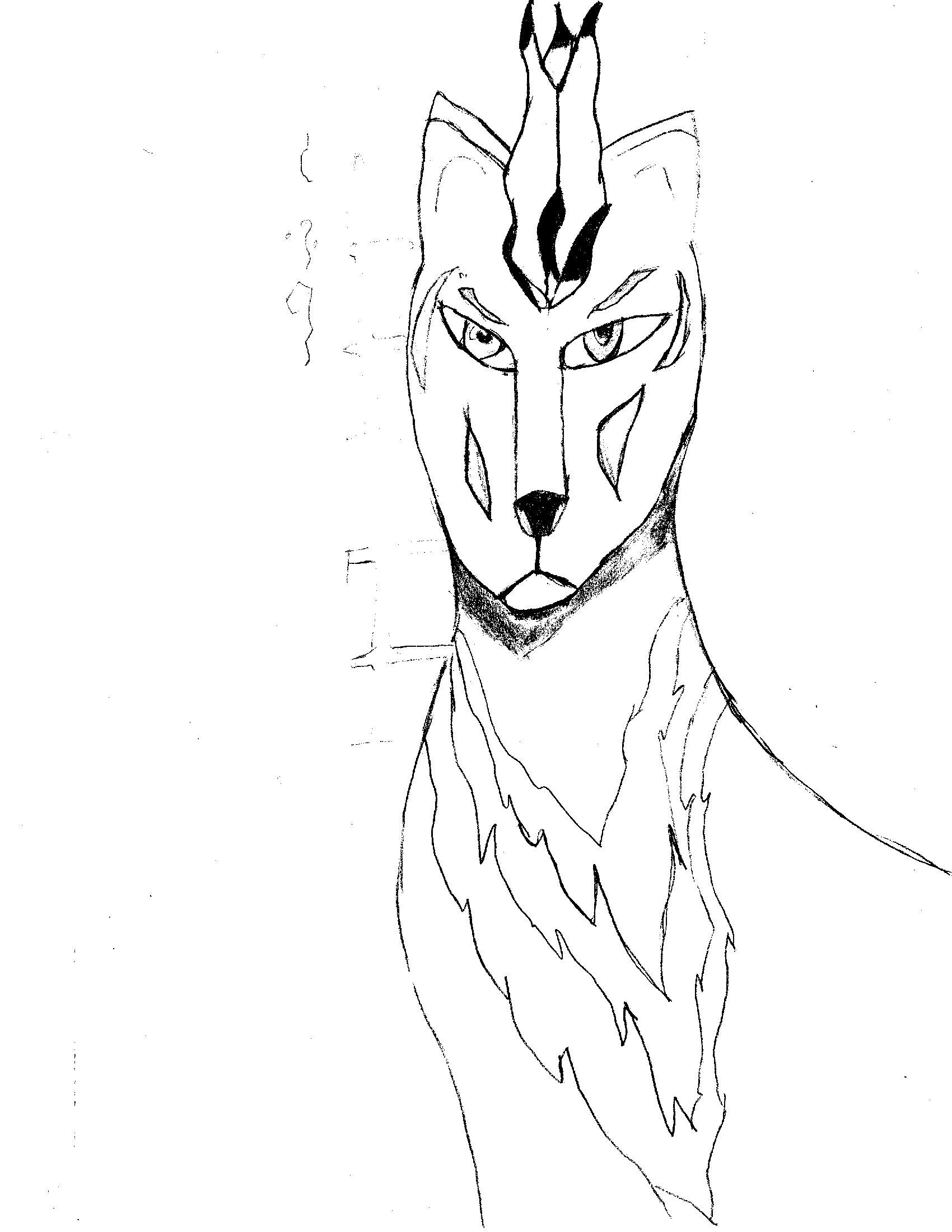 obsidian inari's Fursona Avatar