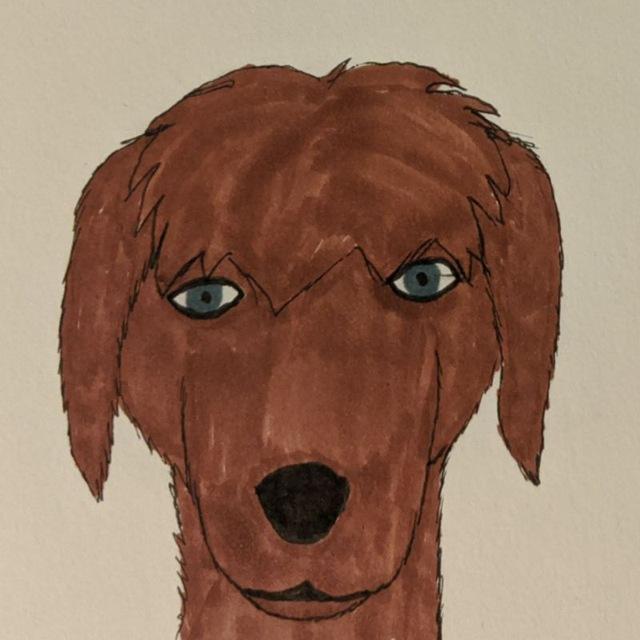 HopefulDog's Fursona Avatar