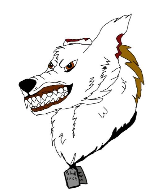 BloodLust's Fursona Avatar