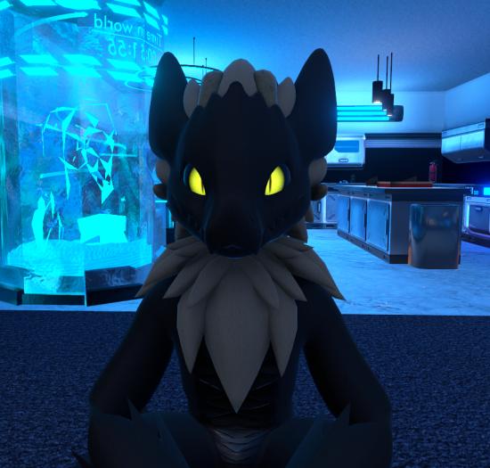 slashparty's Fursona Avatar