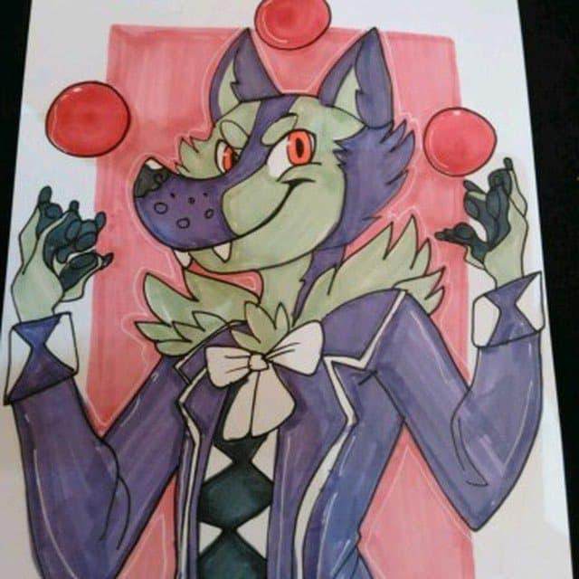 Joker's Fursona Avatar