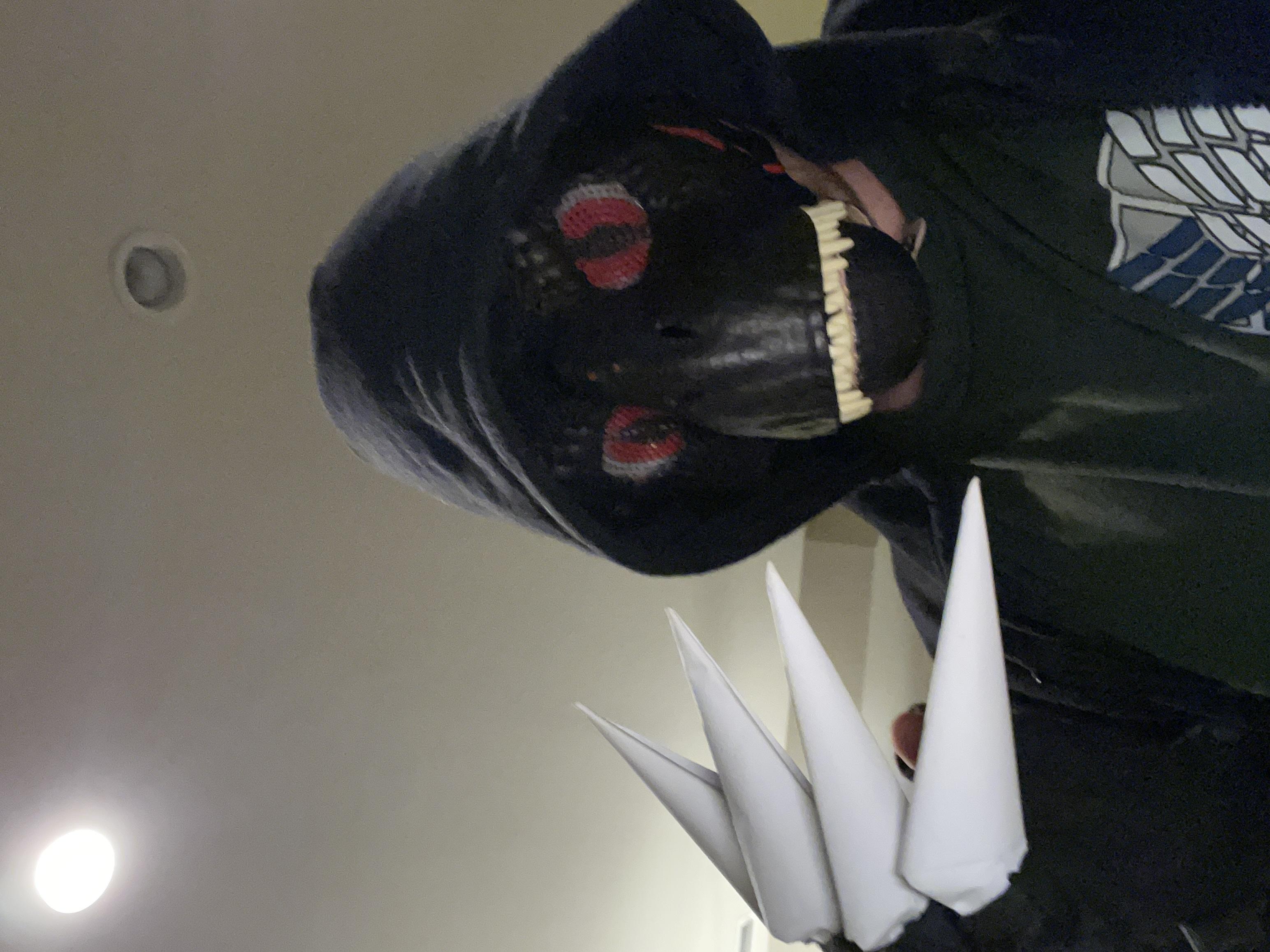 Raptor's Fursona Avatar