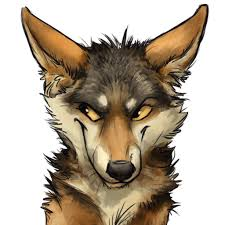 *Phantom_Coyote*'s Fursona Avatar