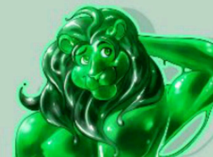 Slion's Fursona Avatar