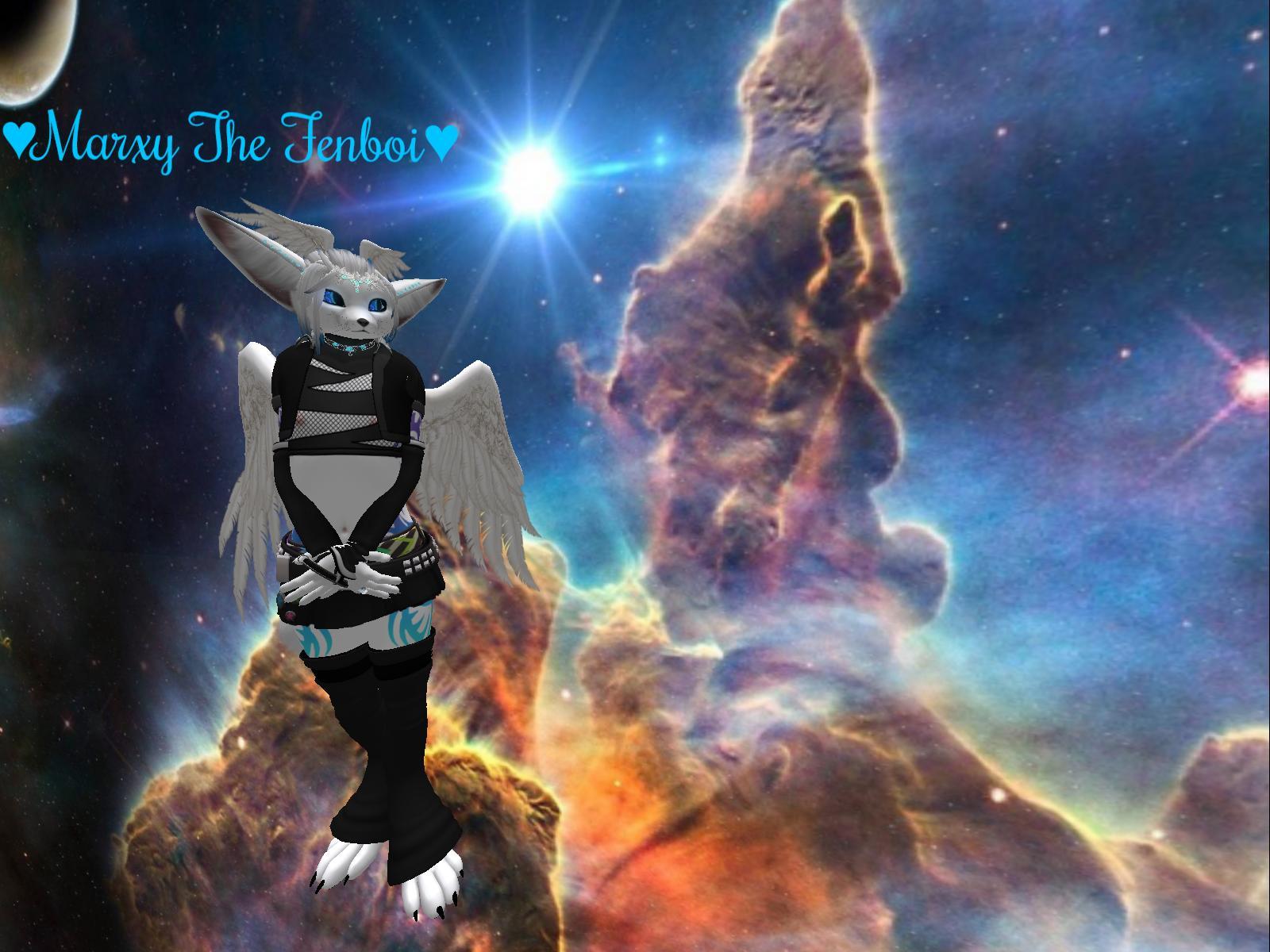 💙~Marxy the fenboi ~💙's Fursona Avatar