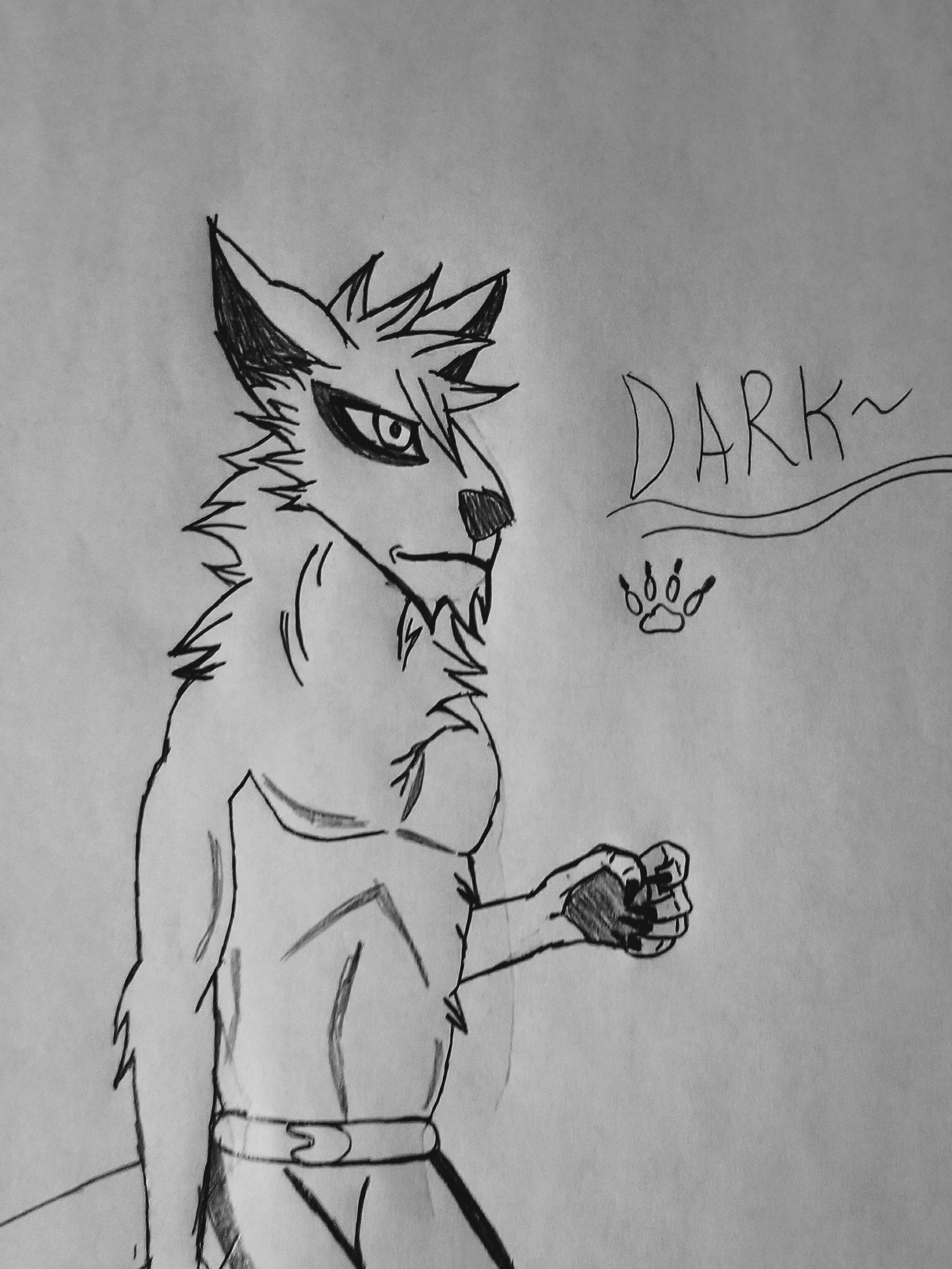 Dark's Fursona Avatar