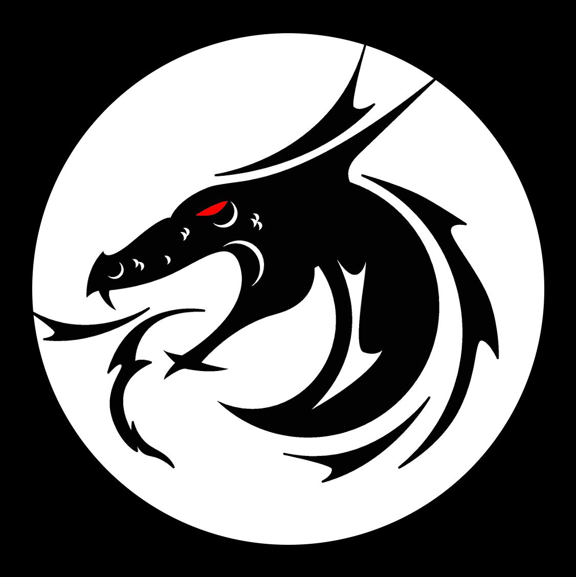 Furrtrax The Da Bad Moon Dragon